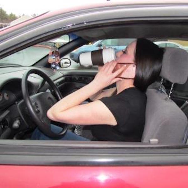 Las Vegas Distracted Driving Attorney